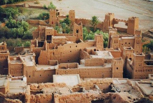 10 kiến trúc bằng bùn đất ấn tượng nhất thế giới - 2