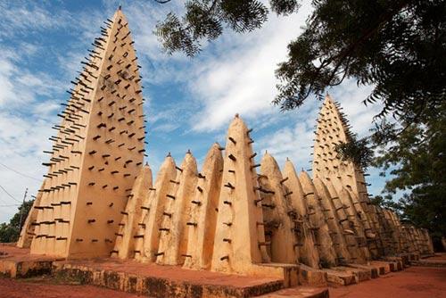 10 kiến trúc bằng bùn đất ấn tượng nhất thế giới - 5