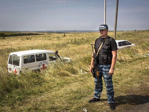 Vụ MH17: Tiếp tục tìm thấy xác nạn nhân ở hiện trường - 2
