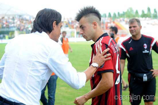Milan - Olympiakos: Inzaghi trở lại mặt đất - 1