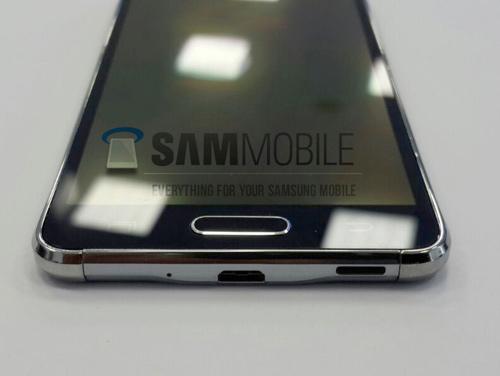 Lộ ảnh Galaxy Alpha khung kim loại, màn hình 4,7 inch - 8