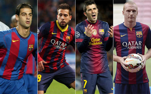 "Barca có nguy cơ ""tiền mất tật mang"" khi mua Mathieu - 1"