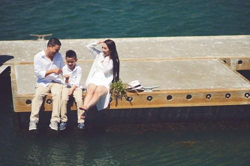 Kim Hiền say đắm hôn chồng sắp cưới trên sa mạc - 12