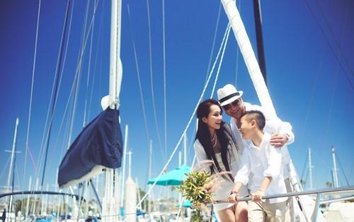 Kim Hiền say đắm hôn chồng sắp cưới trên sa mạc - 11