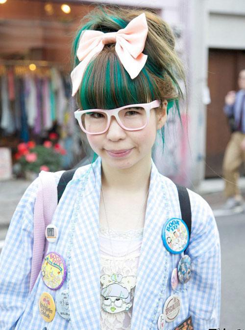 Ngọt ngào như phong cách nàng tiên Nhật Bản - 5