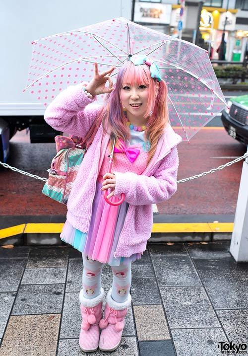 Ngọt ngào như phong cách nàng tiên Nhật Bản - 4