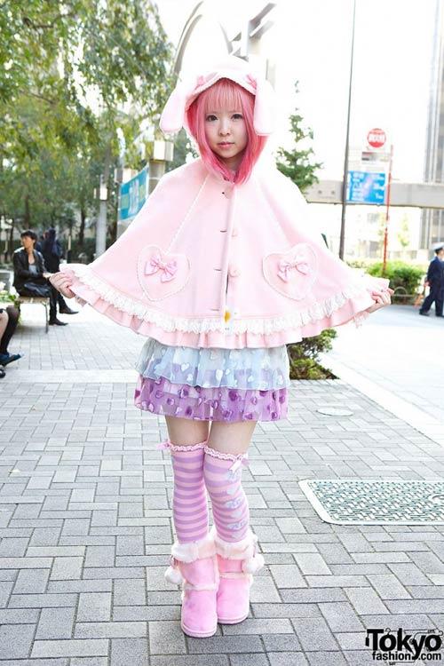 Ngọt ngào như phong cách nàng tiên Nhật Bản - 7