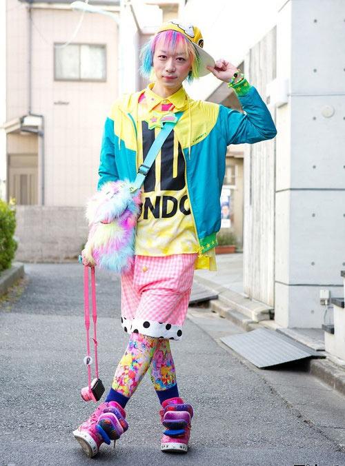 Ngọt ngào như phong cách nàng tiên Nhật Bản - 8