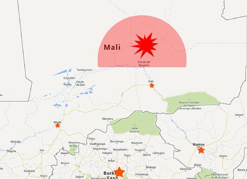 Hé lộ thủ phạm khiến máy bay Algeria gặp nạn - 2