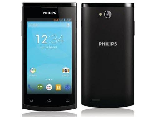 """Philips ra mắt loạt điện thoại mới, pin """"khủng"""" - 2"""