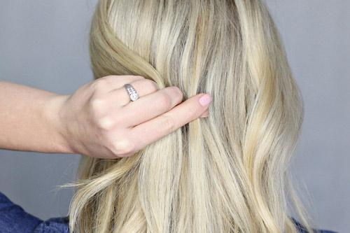 Biến tấu thú vị của tóc buộc đuôi ngựa - 3
