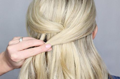 Biến tấu thú vị của tóc buộc đuôi ngựa - 4