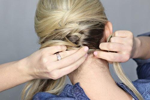 Biến tấu thú vị của tóc buộc đuôi ngựa - 8