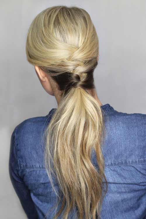 Biến tấu thú vị của tóc buộc đuôi ngựa - 9