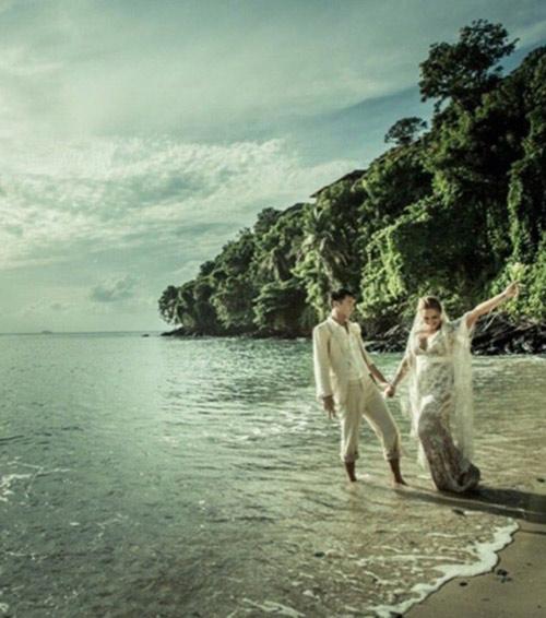 Diva Thái Lan Tata Young kết hôn bí mật - 5