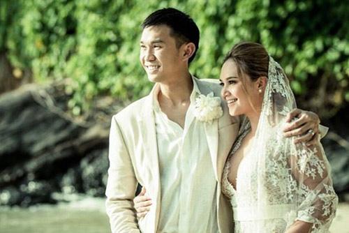 Diva Thái Lan Tata Young kết hôn bí mật - 3