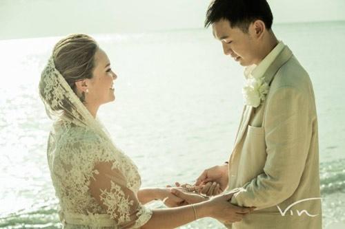 Diva Thái Lan Tata Young kết hôn bí mật - 4
