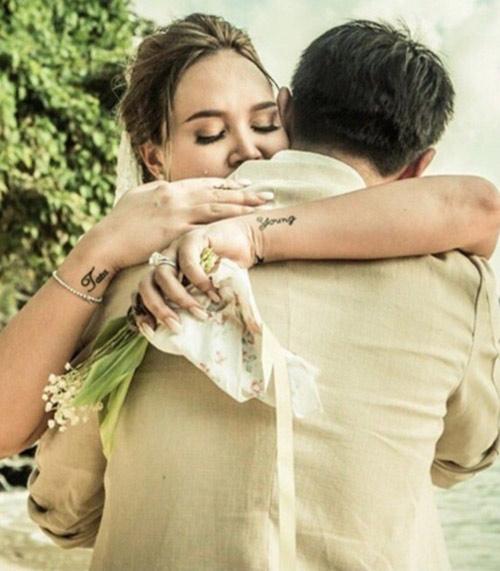 Diva Thái Lan Tata Young kết hôn bí mật - 6