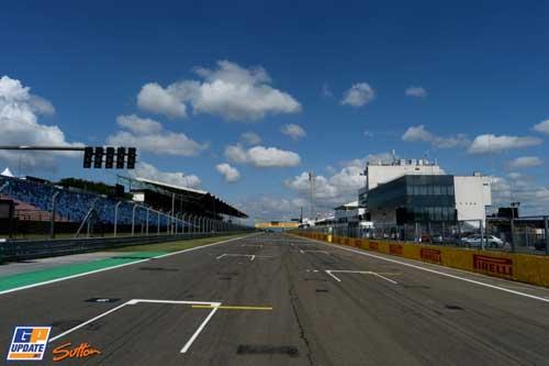F1- Hungarian GP: Rút ngắn khoảng cách - 1