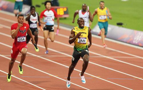 """""""Tia chớp"""" Usain Bolt cảnh báo các đối thủ - 1"""