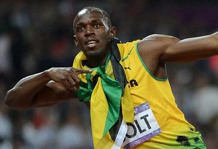 """""""Tia chớp"""" Usain Bolt cảnh báo các đối thủ - 2"""