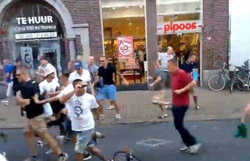 Bạo loạn kinh hoàng ở Europa League - 2