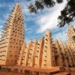 Du lịch - 10 kiến trúc bằng bùn đất ấn tượng nhất thế giới