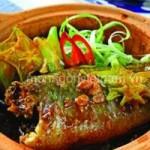Ẩm thực - Ngon khó cưỡng cá rô chưng tương bần