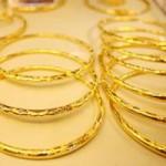 Tài chính - Bất động sản - Giá vàng giảm liên tiếp 4 phiên