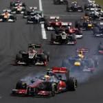 Thể thao - Lịch thi đấu F1: Hungarian GP 2014