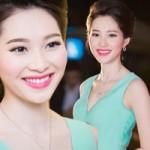 Thời trang - Hoa hậu Thu Thảo đẹp hút hồn trên thảm đỏ