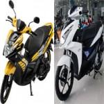 Ô tô - Xe máy - Ba mẫu xe tay ga dưới 40 triệu đồng hợp với nam giới