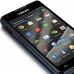 """Thời trang Hi-tech - Philips ra mắt loạt điện thoại mới, pin """"khủng"""""""