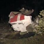 Hình ảnh đầu tiên về hiện trường máy bay Algeria rơi