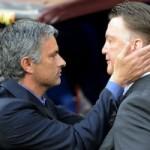 """Bóng đá - Mourinho bắn """"viên đạn bọc đường"""" về phía Van Gaal"""