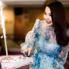 Thanh Hằng đón sinh nhật muộn ở Hà Nội