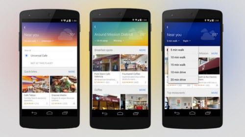Google Maps cho Android và iOS có thêm tính năng thú vị - 1