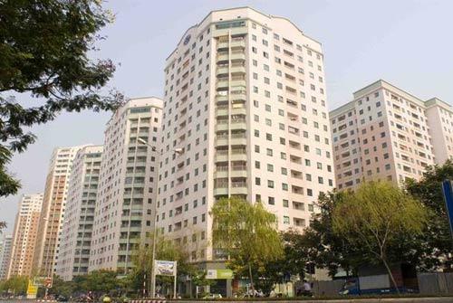 Sở Xây dựng Hà Nội: Chung cư đang giảm giá - 1
