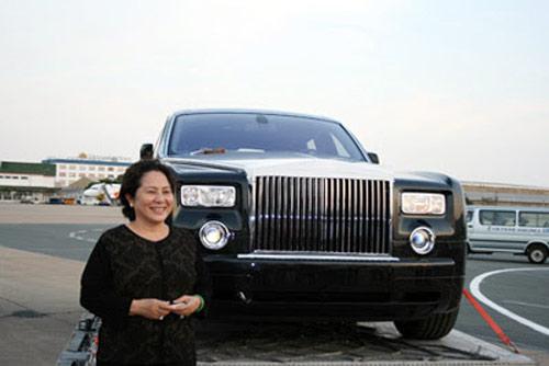 """""""Nữ đại gia Rolls Royce"""" nợ NH 3.700 tỷ đồng - 1"""