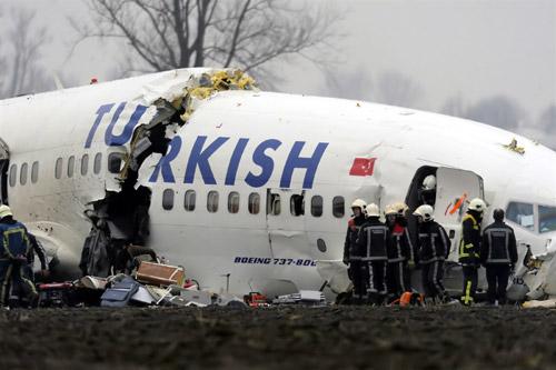 10 hãng hàng không nhiều tai nạn nhất thế giới - 7