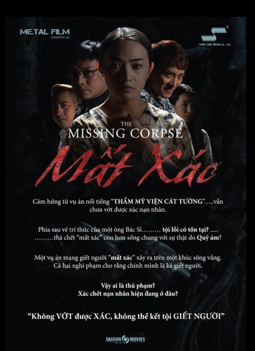 """Nổi gai gốc với trailer phim Việt """"Mất xác"""" - 10"""