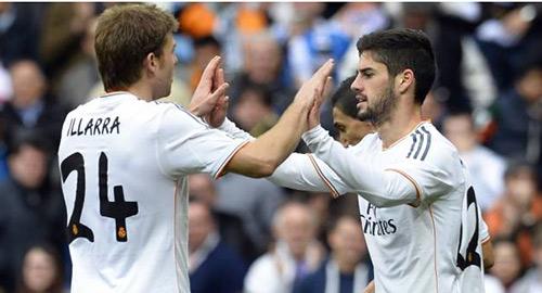 """Real - Inter: Cuộc """"thanh trừng"""" bắt đầu - 1"""