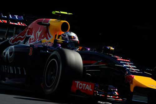 F1- Chạy thử Hungarian GP: Hamilton vượt trội - 1