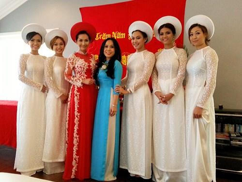 Kim Hiền hạnh phúc trong ngày cưới tại Mỹ - 5