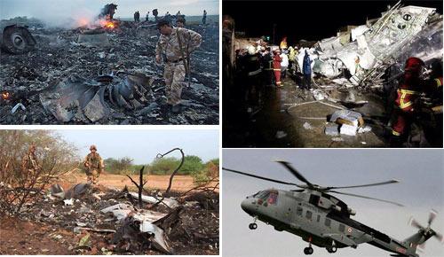 Tai nạn máy bay liên tiếp: Lời nguyền bí ẩn? - 1