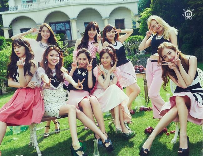 SNSD được gọi là nhóm nhạc nữ quốc dân. Với 9 thành viên, SNSDđã dần khẳng định vị trí không chỉ ở Hàn Quốc mà còn khắp châu Á