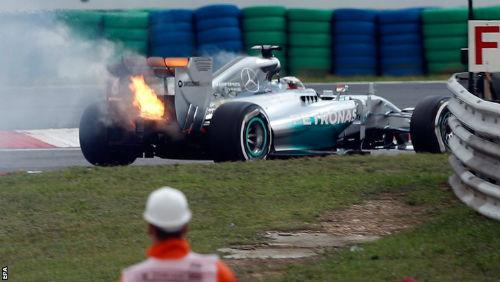 Tin HOT 26/7: Rosberg giành pole, Hamilton bỏ cuộc - 1