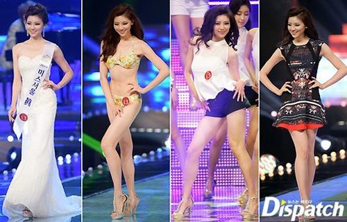 """Top 10 """"hoa hậu"""" của làng nhạc Kpop - 2"""