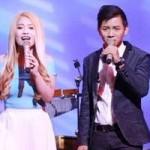 """Ca nhạc - MTV - Hoài Lâm lần đầu song ca với """"bạn gái tin đồn"""""""