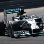 Thể thao - F1- Chạy thử Hungarian GP: Hamilton vượt trội